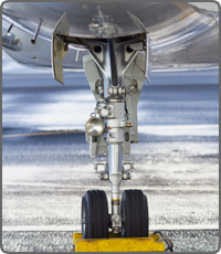 custom parts for airline, aerospace and aviation industries