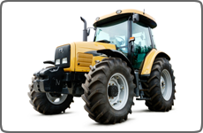 custom parts for the machinery and heavy equipment, farm and agricultural industries